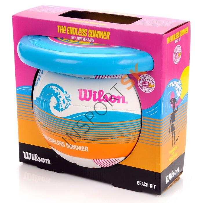 Beach sada Wilson BALL & FRISBEE