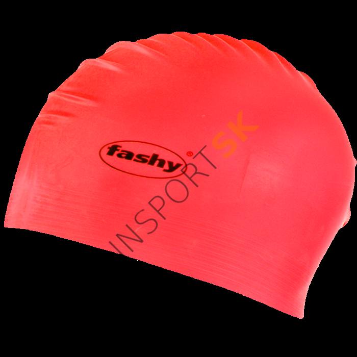 b35920432 Plavecká čiapka Fashy LATEX červená   Insport SK   sport specialist