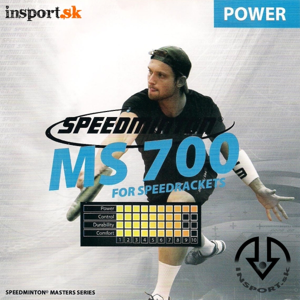 Speedminton MS 700 Power výplet