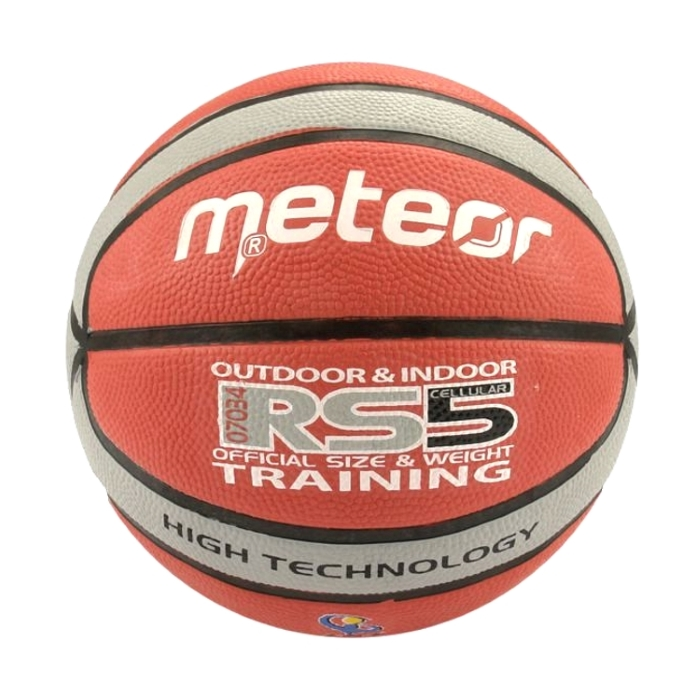 Basketbalová lopta Meteor TRAINING #5 RS