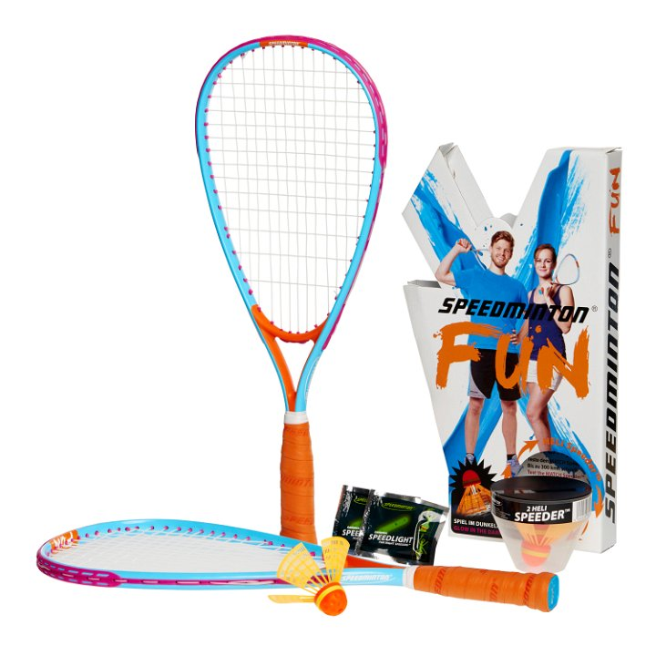 Crossmintonová sada SPEEDMINTON® FUN set