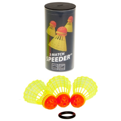 Speedminton MATCH Speeder 3 ks
