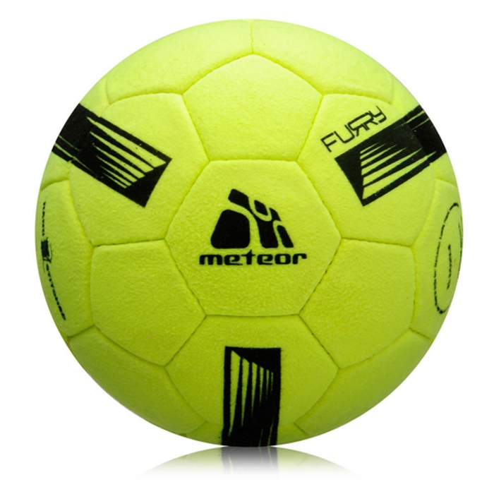 74e2e8426a3ae Halová futbalová lopta Meteor FURRY indoor #5