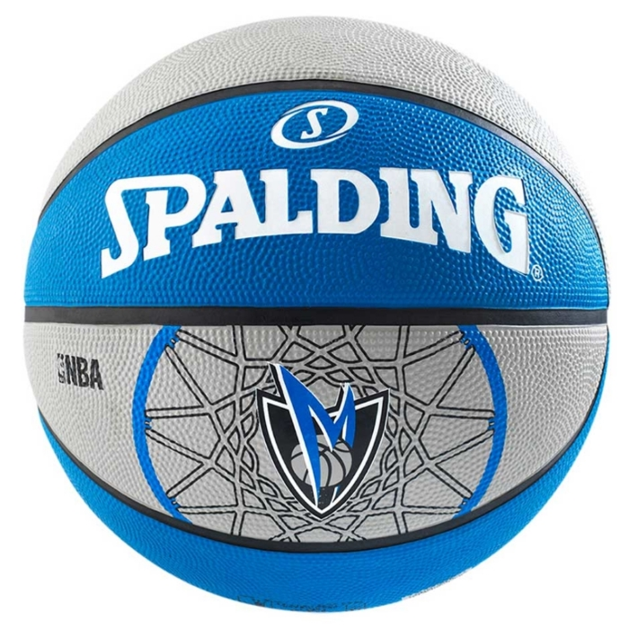 Basketbalová lopta Spalding DALLAS MAVERICKS #7