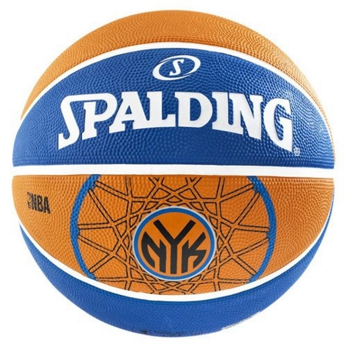 Basketbalová lopta Spalding NEW YORK KNICKS #7