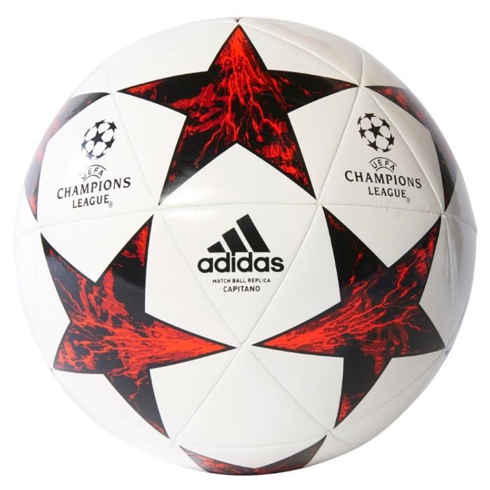 a95060aea82e8 Futbalová lopta Adidas FINALE 17 CAPITANO #5 empty