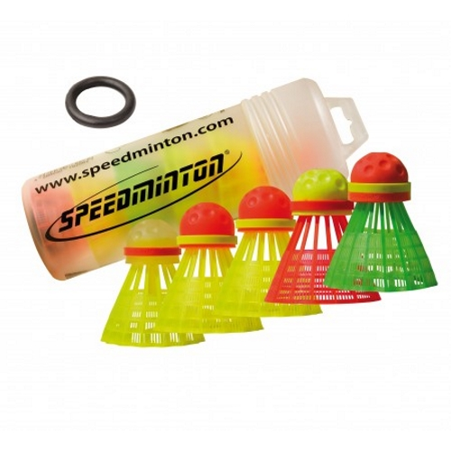 Speedminton MIX Speeder 5 ks