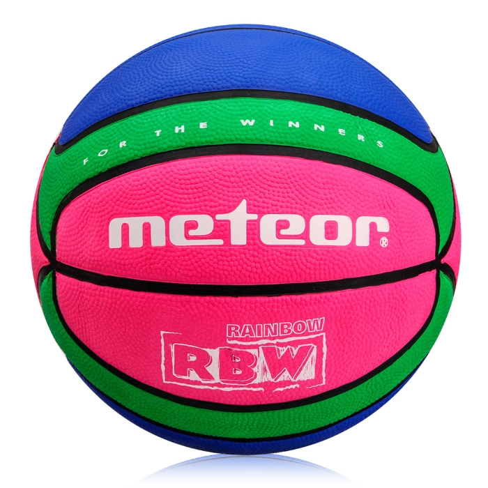 Basketbalová lopta Meteor TRAINING #6 RBW