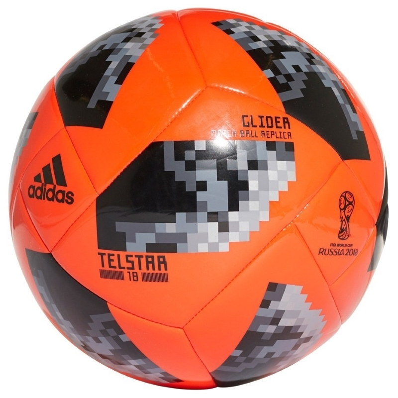 f08e4a3e89e60 Futbalová lopta Adidas TELSTAR World Cup 2018 Glider #5