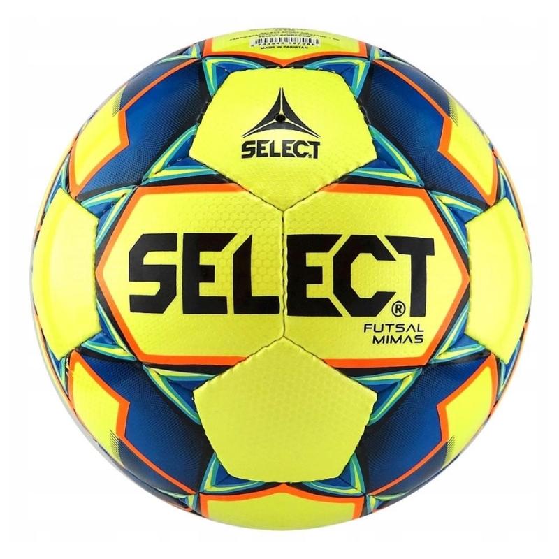 fc4526710a928 Futsalová lopta Select MIMAS IMS 2018 #4 empty