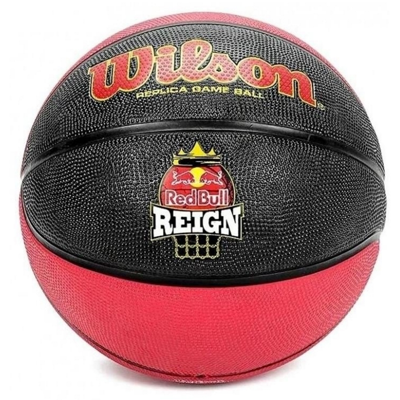 Basketbalová lopta Wilson RED BULL REPLICA #7