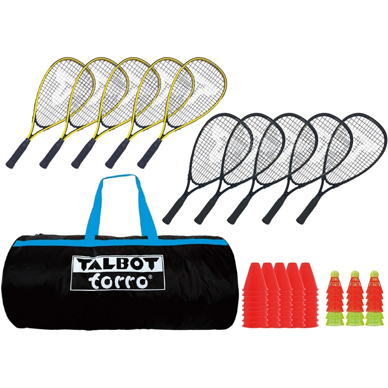 Školská crossmintonová sada Talbot Torro SPEED SCHOOL set
