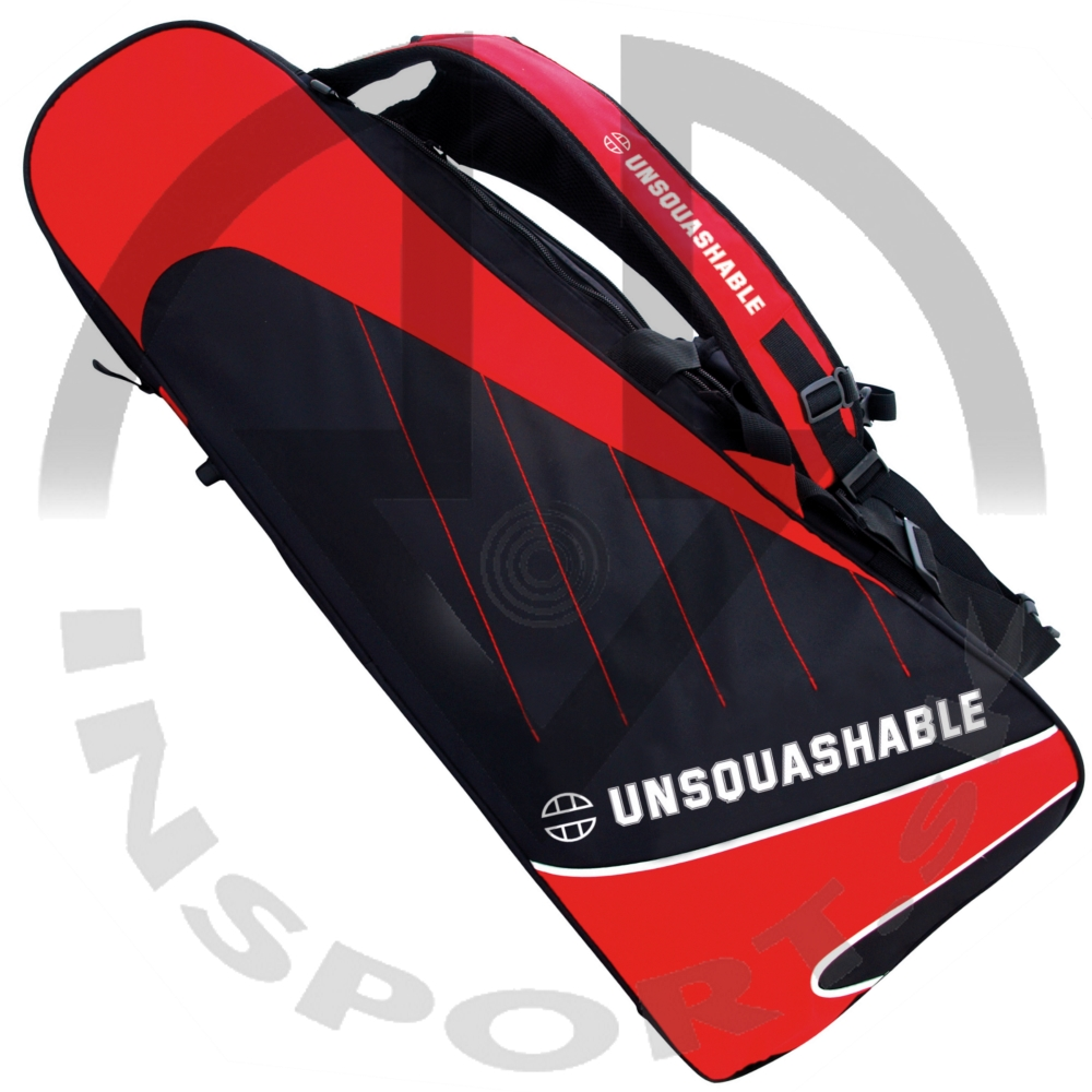 Hráčsky vak UNSQUASHABLE® Thermo Racket bag