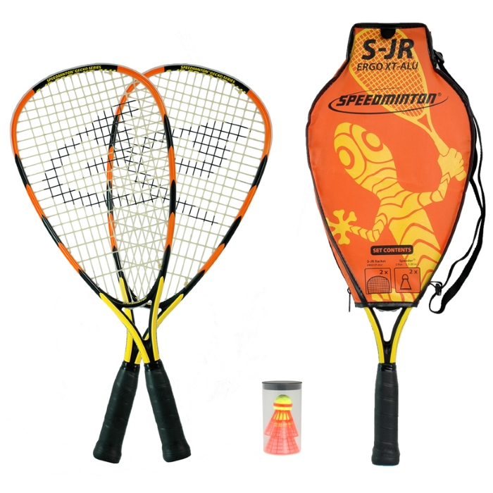 Speedminton S-JR ERGO XT-ALU set