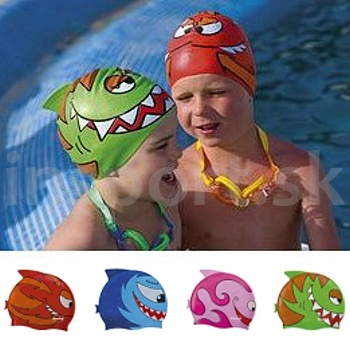 FASHY® Kid silicone Shark